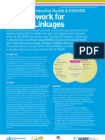 Hiv Framework for Priority Linkages