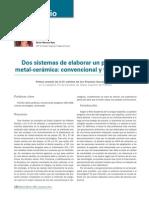 230 Lab Oratorio Elaborar Puente Metal Ceramic A