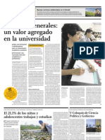Estudios Generales-Un Valor Agregado en La Universidad