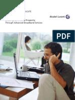 Alcatel Lucent Municipality Networks Brochure