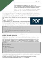 Programação Aplicada 8