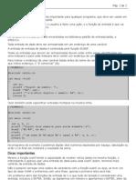 Programação Aplicada 11