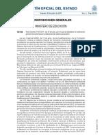 Nueva Ordenacion FP BOE a 2011 13118