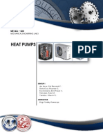 ME143L - Report 2 - Heat Pump
