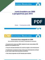 Apresentacao Economia Brasileira 2009
