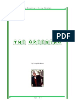 The Greening (El movimiento verde --inglés--)