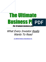 The Ultimate Business Plan Ver1