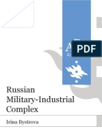 Russian Military Industrial Complex