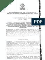 Accion Preventiva 05 2011 Procuraduria General