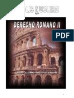 Libro de Derecho Romano II