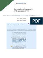 debuter-avec-zend-framework-1-10