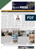 Coconut Point Press - Nov - Dec - 2011