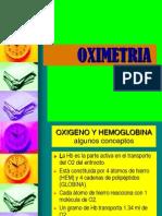 OXIMETRIA
