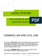 Slideshow- Classification of Law