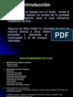 flujometros