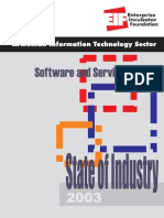 EIF Armenian It Industry Report 2003 ENG