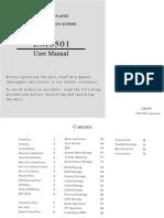LM6501 User manual