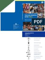 Thailand Migration Report 2011.