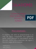 Floculadores