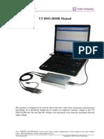 VTDSO-2810HManual