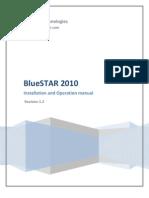 BlueStar 2010 Manual