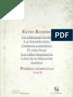 Poesías Completas - Tomo II - Elvio Romero - Paraguay - PortalGuarani