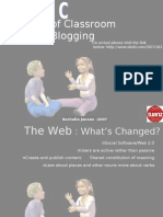 TUANZ - ABC of Blogging