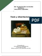 Lista de Tesis y Disertaciones2