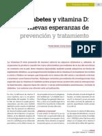 Vitamina D y La Diabetes