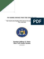 Foreclosure Funding Report Final DraftII