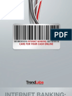 TREND MICRO - INTERNET BANKING - CARE FOR YOUR CASH ONLINE