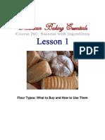 American Baking Essentials 1