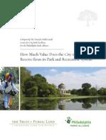 Phi La Park Value Report