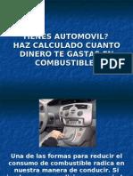 Ahorro Combustible Automoviles