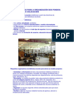 Nocions Minimas Organizacion de Biblioteca2010