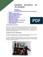 Mantenimiento de Equipos de Computo (Version 2003)
