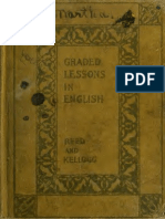 Graded Lessons in English Reed Kellogg