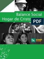 Balance Social HC 2010