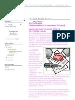Antecedentes de La Aduana_ INCOTERMS