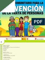 Manual Comunitario para la prevención de la Trata de personas