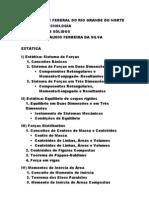 SISTEMA DE FORÇAS I