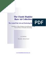 Claude Hopkins Course