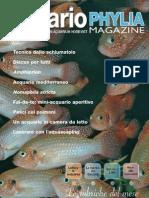 Aquariophylia Nr.9 Ottobre 2011