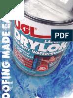 DRYLOK Masonry - Latex Base DRYLOK Masonry Waterproofer - Brochure