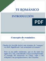 Introduccion Al Romanico