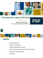 How to Protect Your Legacy With Succession Planning