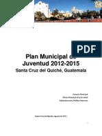 Plan Municipal de Juventud