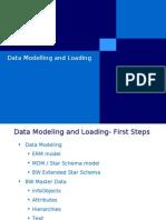 BW Training - 3 Data Modeling