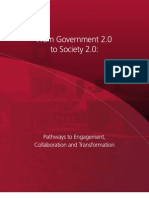 From Government 2.0 to Society 2.0