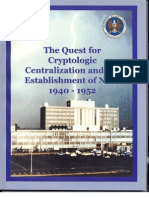 Quest for Centralization